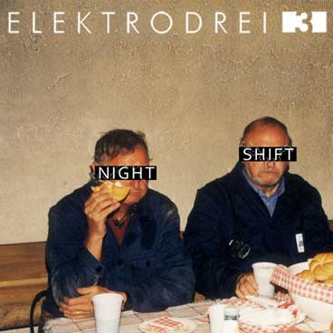 NIGHTSHIFT EP by ELEKTRODREI